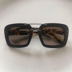 Authentic Prada Sun glasses